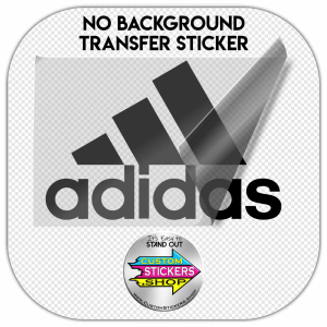 Adidas logo Sticker #1