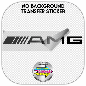Mercedes AMG Sticker #1