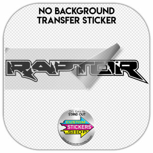 Ford Raptor sticker #1