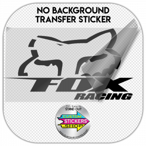 Fox Racing sticker #1