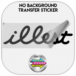 Illest sticker #1