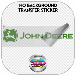 John Deere sticker #1