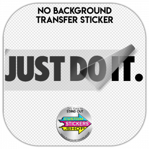 Just Do It sticker #1