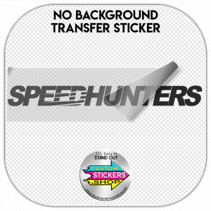 Speedhunters sticker #1