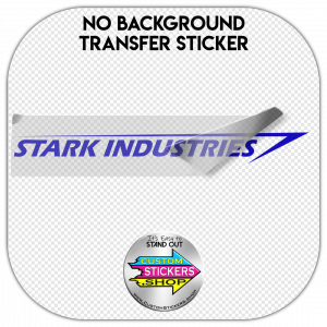 Stark Industries sticker #1