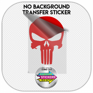 The Punisher logo Sticker #1