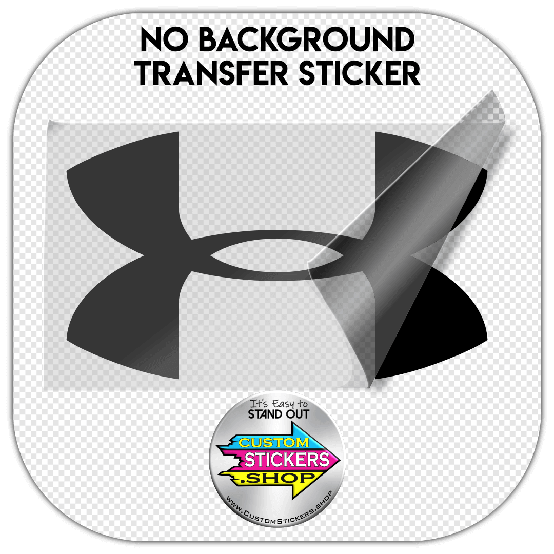 Sport, logo, fitness, under armour, logo, vinyl, sticker, decal