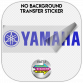 Yamaha Sticker #1